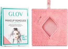 Духи, Парфюмерия, косметика Рукавичка для снятия макияжа, персиковая - Glov Comfort Makeup Remover