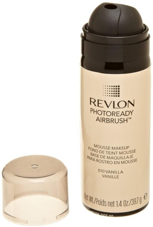 Тональный мусс - Revlon Photoready Airbrush Mousse Makeup