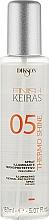 Духи, Парфюмерия, косметика Спрей-блеск для волос - Dikson Finish Keiras Illuminating Thermal-Protective Spray 05