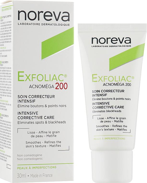 "Крем для лица ""Акномега"" 200 - Noreva Laboratoires Exfoliac Acnomega"