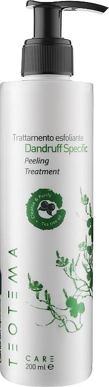 Пилинг для кожи головы - Teotema Care Trattamento Peeling Treatment