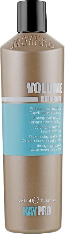 Шампунь для объема волос - KayPro Hair Care Shampoo