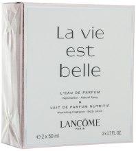 Духи, Парфюмерия, косметика Lancome La Vie Est Belle - Набор (edp/50ml + b/l/50ml)