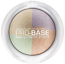 Духи, Парфюмерия, косметика Корректирующая пудра - MUA Pro-Base Prime & Conceal Powder (мини)