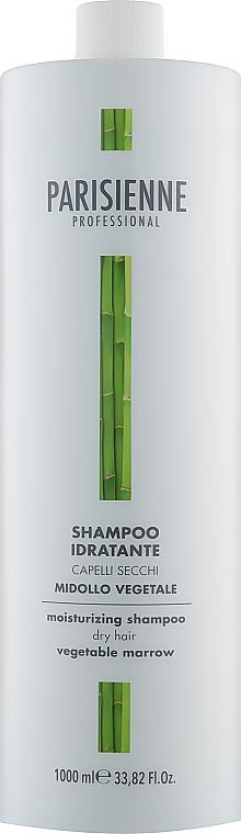 """Шампунь для волос """"Увлажняющий"""" с растительной вытяжкой - Parisienne Italia Moisturizing Shampoo Dry Hair Vegetable Marrow"""