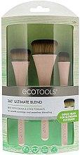 Духи, Парфюмерия, косметика Набор кистей, 3шт - EcoTools 360 Ultimate Blend Kit