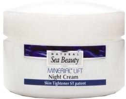 Духи, Парфюмерия, косметика Антивозрастной ночной крем - Natural Sea Beauty Mineral Lift Night Cream