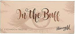 Духи, Парфюмерия, косметика Палетка теней для век - Barry M Eyeshadow Palette In the Buff