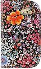 Духи, Парфюмерия, косметика Маникюрный набор 6 предметов, 77102AF, цветы - SPL