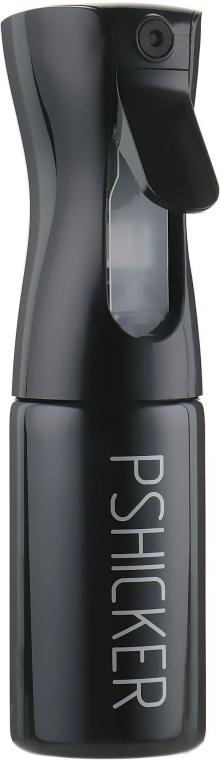 """Распылитель для воды """"Pshicker"""", 150мл, черный - Tico Professional"""