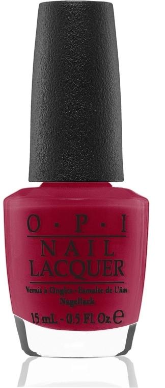 Лак для ногтей - O.P.I Nail Lacquer Gwen Stefani Holiday 2014 Collection