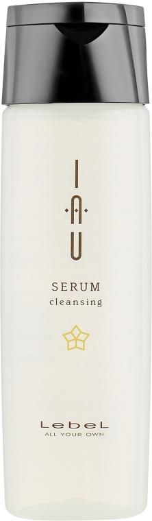 Увлажняющий аромашампунь - Lebel IAU Serum Cleansing