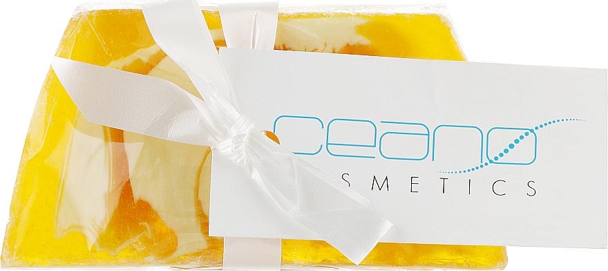 """Мыло брусковое """"Ваниль"""" - Ceano Cosmetics Vanilla Soap"""