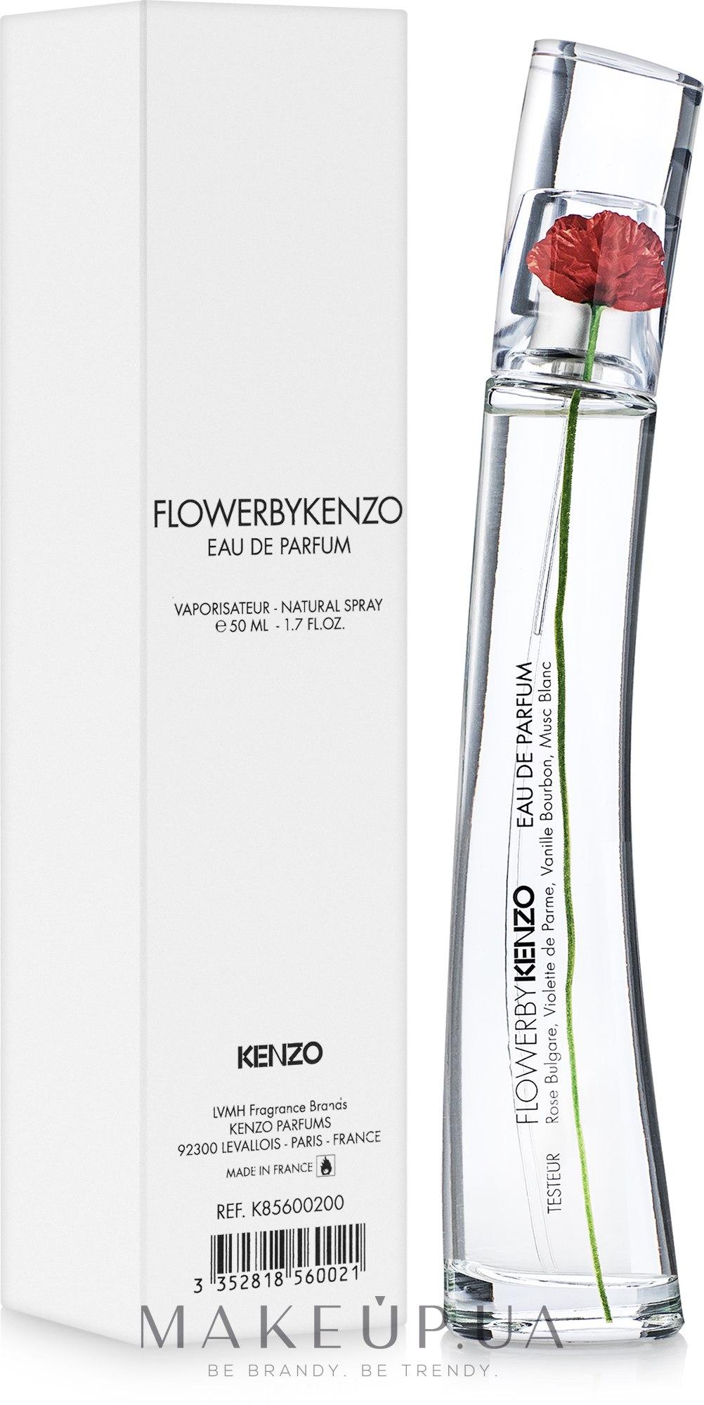 Makeup Kenzo Flower By Kenzo парфюмированная вода тестер с