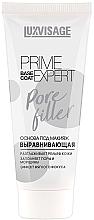 Духи, Парфюмерия, косметика Основа под макияж выравнивающая - Luxvisage Prime Expert Pore Filler Base Coat