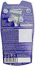 Станок бритвенный мужской 5 лезвий со сменой кассетой - Deonica For Men — фото N2