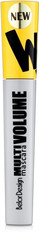 Тушь для ресниц мультиобъемная - BelorDesign Multi Volume Mascara