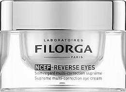 Парфумерія, косметика Мультикоригувальний крем для очей - Filorga NCEF Reverse Eyes