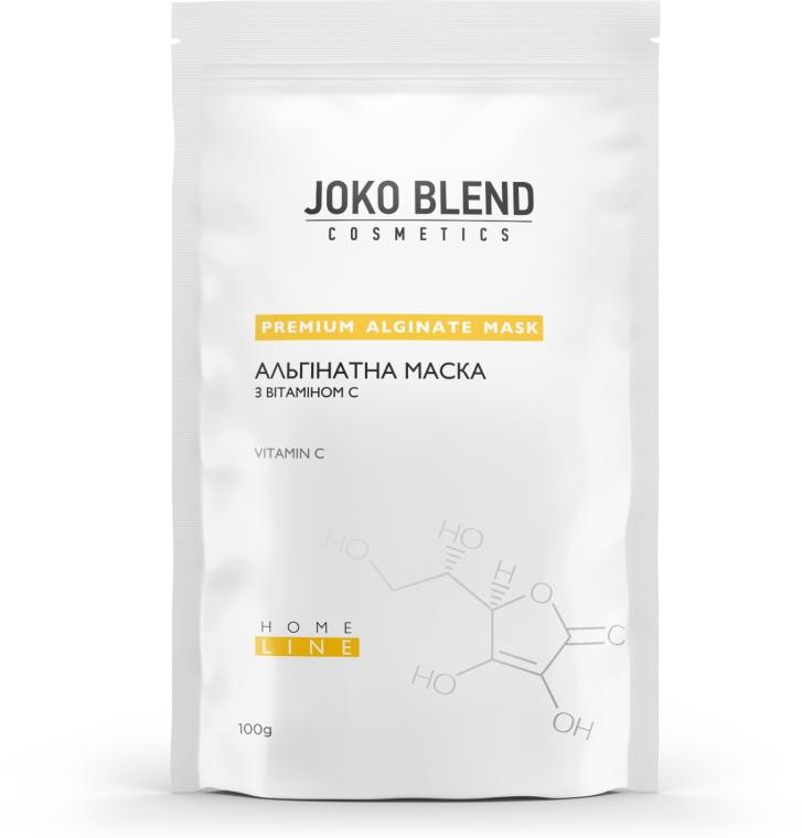 Альгинатная маска с витамином С - Joko Blend Premium Alginate Mask — фото N3