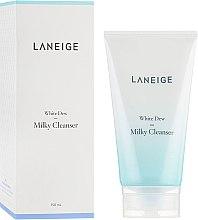 Духи, Парфюмерия, косметика Очищающая пенка-молочко для лица - Laneige White Dew Milky Cleanser