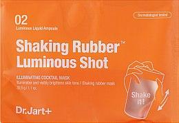 """Маска-альгинатный коктейль """"Сияние & Детокс"""" - Dr. Jart+ Shake & Shot — фото N4"""