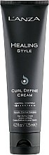 Духи, Парфюмерия, косметика Крем для укладки кудрявых волос - L'anza Healing Style Curl Define Cream