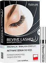 Духи, Парфюмерия, косметика Сыворотка для роста ресниц - Floslek Revive Lashes Eyelash Enhancing Serum