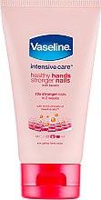 """Духи, Парфюмерия, косметика Крем для рук и ногтей """"Интенсивный уход"""" - Vaseline Intensive Care Hand Cream"""