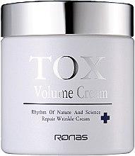 Духи, Парфюмерия, косметика Крем от морщин - Ronas TOX Volume Cream