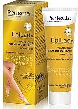 Духи, Парфюмерия, косметика Ванильный крем для моментальной депиляции тела - Perfecta EpiLady Cream