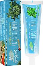 "Духи, Парфюмерия, косметика Зубная паста ""Frosty Mint"" со вкусом ментола - Green Beaver Toothpaste"