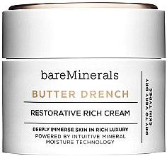 Духи, Парфюмерия, косметика Восстанавливающий крем для сухой и очень сухой кожи лица - Bare Escentuals Bare Minerals Butter Drench Restorative Rich Cream