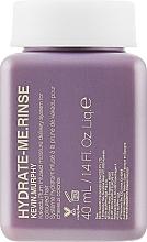 Духи, Парфюмерия, косметика Кондиционер для интенсивного увлажнения волос - Kevin.Murphy Hydrate-Me Rinse Conditioner (мини)