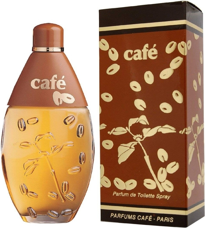 Cafe Parfums Cafe - Туалетная вода