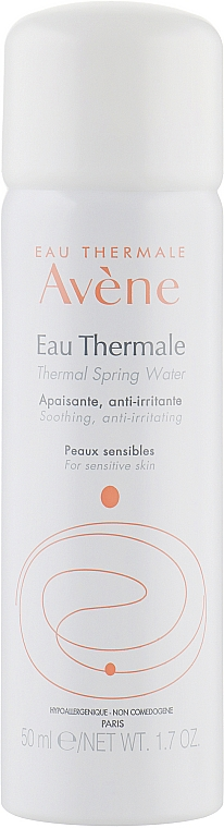 Термальная вода - Avene Eau Thermale Water — фото N1
