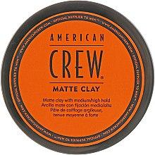 Духи, Парфюмерия, косметика Матирующая глина - American Crew Matte Clay