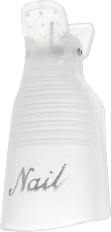 Клипсы для снятия гель-лака, белые - Avenir Cosmetics
