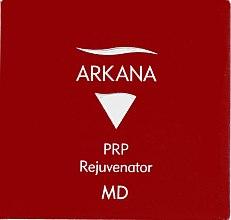 Высококонцентрированный омолаживающий крем с пептидами - Arkana Prp Rejuvenator Cream — фото N2