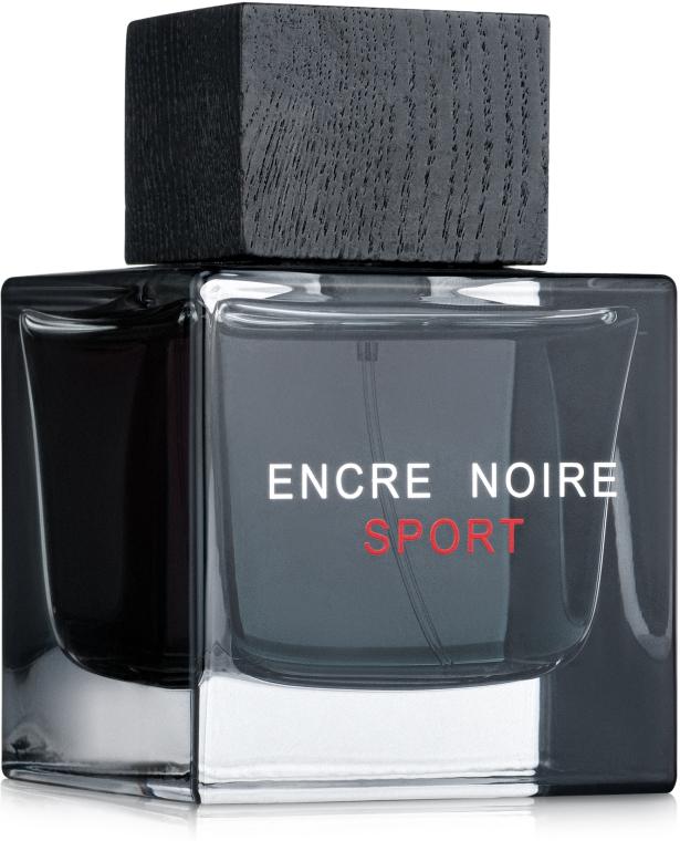 Lalique Encre Noire Sport - Туалетная вода (тестер с крышечкой)