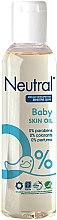 Духи, Парфюмерия, косметика Детское масло для тела - Neutral Baby Skin Oil