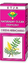 Духи, Парфюмерия, косметика Натуральное эфирное масло чайного дерева - Etja Natural Essential Tea Tree Oil