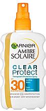Парфумерія, косметика Сонцезахисний двофазний спрей SPF 30 - Garnier Ambre Solaire