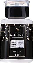 Духи, Парфюмерия, косметика Средство для снятия липкого слоя - F.O.X Gel Cleanser