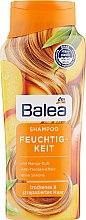 Парфумерія, косметика Зволожувальний шампунь для сухого волосся - Balea Shampoo Feuchtigkeit