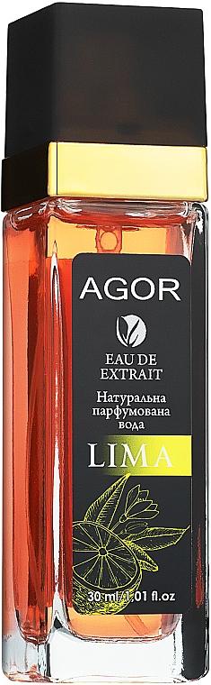 Agor Lima - Парфюмированная вода