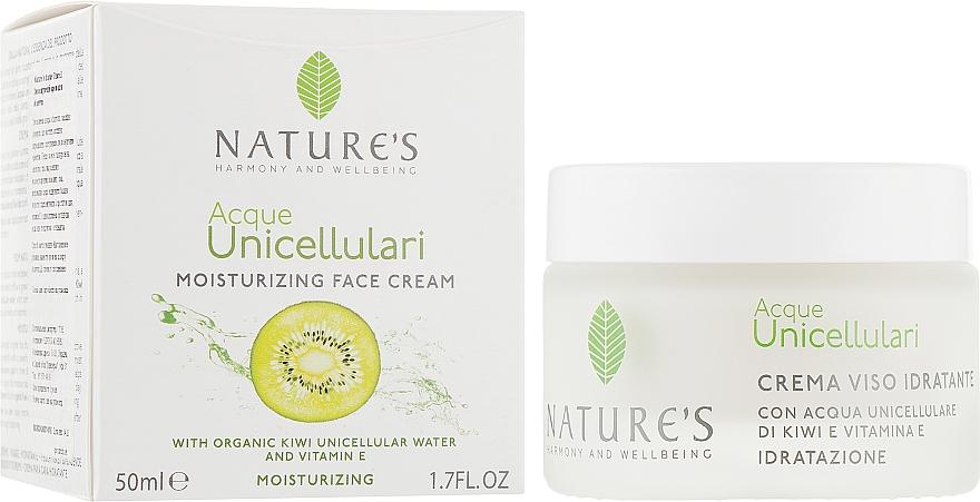 Увлажняющий крем для лица - Nature's Moisturizing Face Cream