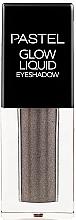 Духи, Парфюмерия, косметика Жидкие сияющие тени - Pastel Glow Liquid Eyeshadow