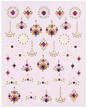 Духи, Парфюмерия, косметика Наклейки для дизайна ногтей - Peggy Sage Decorative Nail Stickers Luxury