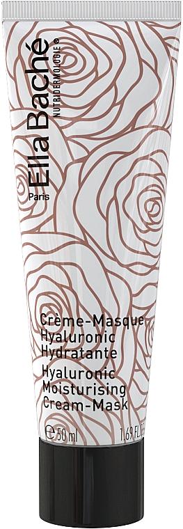 Гиалуроник крем-маска интенсивно увлажняющая - Ella Bache Hyaluronic Moisturizing Cream-Mask Limited Edition