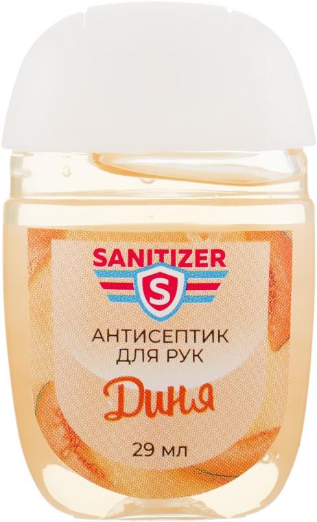 """Антисептик для рук """"Дыня"""" - Sanitizer — фото N1"""